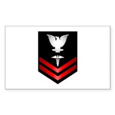 Navy PO2 Corpsman Decal