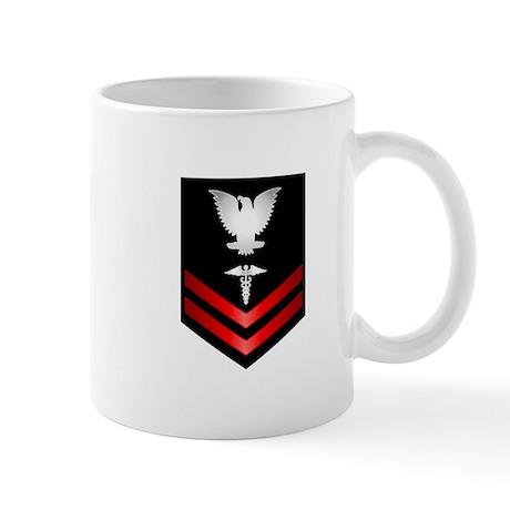 Navy PO2 Corpsman Mug