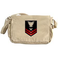 Navy PO2 Cryptologic Technician Messenger Bag