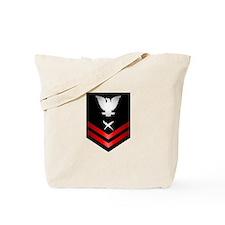 Navy PO2 Cryptologic Technician Tote Bag