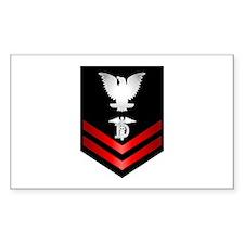 Navy PO2 Dental Technician Decal