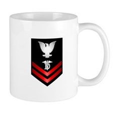 Navy PO2 Dental Technician Mug