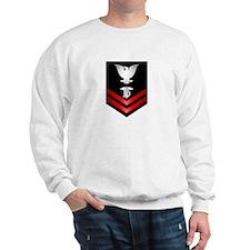 Navy PO2 Dental Technician Sweatshirt