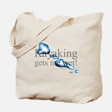 Cute Paddle Tote Bag