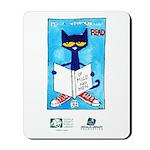 Be a Cool Cat Mousepad