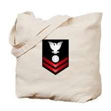 Navy PO2 Electrician's Mate Tote Bag