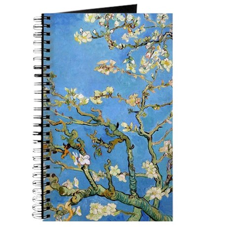 Van Gogh - Almond Blossom Journal