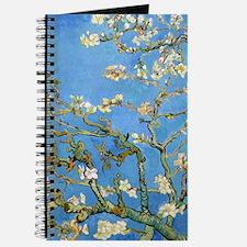 Van Gogh - Almond Blossom Journal