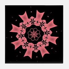 Funny Valentine Tile Coaster