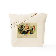 Vintage Cigar Label Art - Our Generals Tote Bag