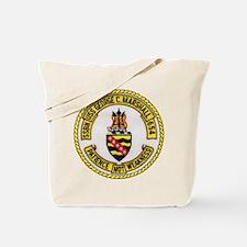 USS GEORGE C. MARSHALL Tote Bag