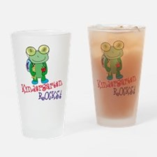 Kindergarten Drinking Glass