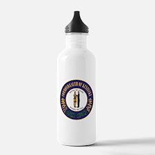Kentucky State Seal Water Bottle
