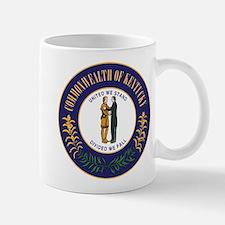 Kentucky State Seal Mug