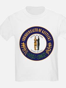 Kentucky State Seal T-Shirt