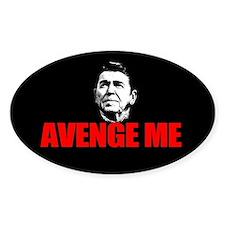 Reagan - Avenge Me Stickers