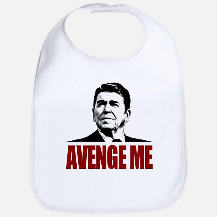 Reagan - Avenge Me Bib