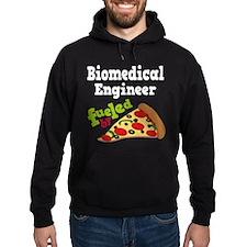 Biomedical Engineer Funny Pizza Hoodie