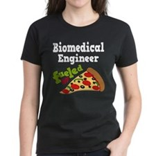 Biomedical Engineer Funny Pizza Tee