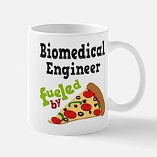 Biomedical Engineer Funny Pizza Mug