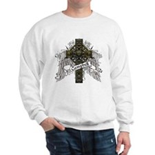 Campbell Tartan Cross Sweatshirt