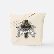 Campbell Tartan Cross Tote Bag