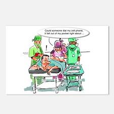 Cellphone In Butt (Gastrointestinal MD Cartoon) Po