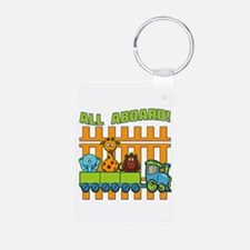 All Aboard! Keychains