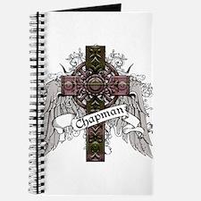 Chapman Tartan Cross Journal