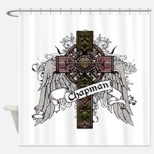 Chapman Tartan Cross Shower Curtain
