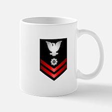 Navy PO2 Engineman Mug