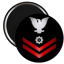 Navy PO2 Engineman Magnet