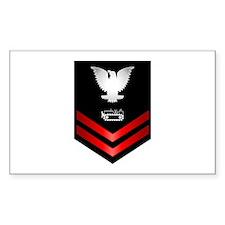 Navy PO2 Equipment Operator Decal