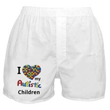 Autistic Children Boxer Shorts