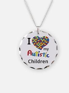 Autistic Children Necklace