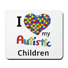 Autistic Children Mousepad