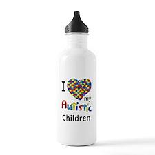 Autistic Children Water Bottle
