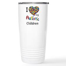 Autistic Children Travel Mug