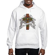 Chattan Tartan Cross Hoodie