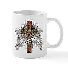 Chattan Tartan Cross Mug