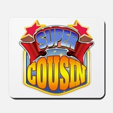 Super Cousin Mousepad