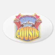 Super Cousin Decal