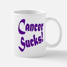 Cancer Sucks Purple! Mug