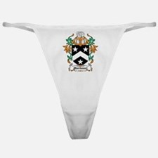 Mordaunt Coat of Arms Classic Thong