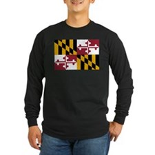 Maryland State Flag T