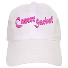 Cancer Sucks! Baseball Cap
