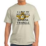 Light T-Shirt featuring Banana Triangle