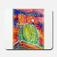 Cactus, Southwest art! Mousepad