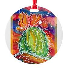 Cactus, Southwest art! Ornament
