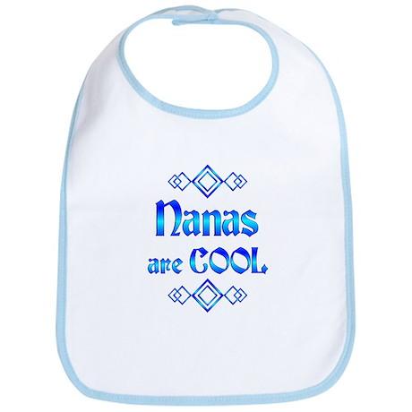 Nanas are Cool Bib